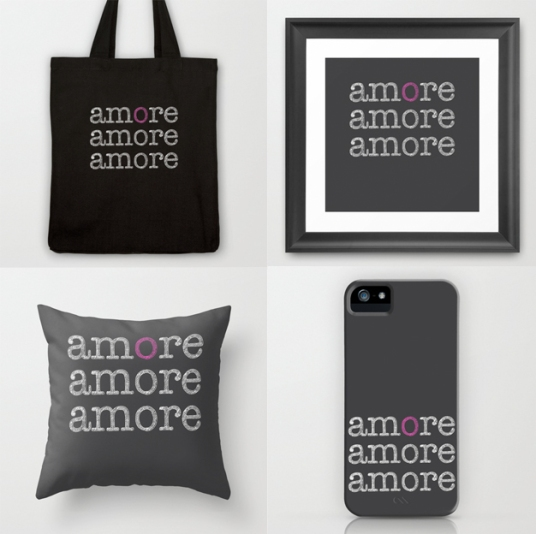 Amore quartet promotion
