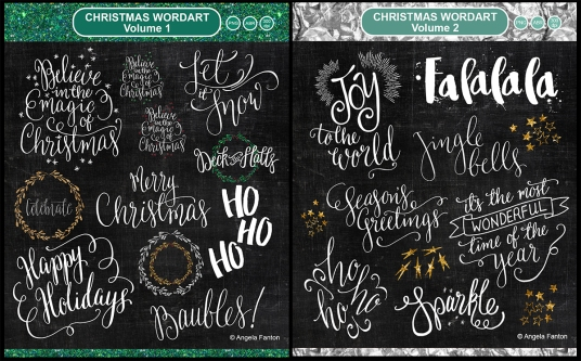 Blog Layout Christmas